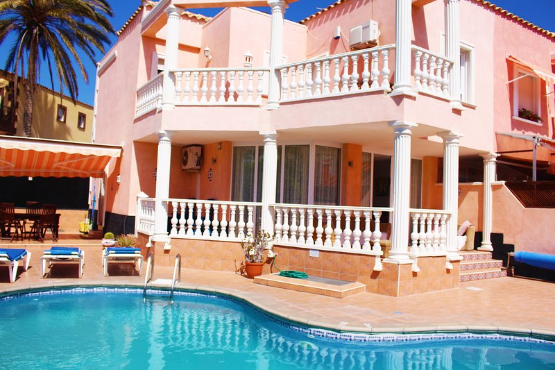 Vista Hermosa, holiday rental in Los Cristianos