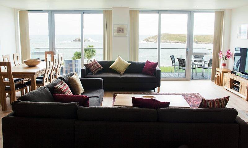 Crantock Bay Apartments, Crantock, Cornwall, No. 8, Ferienwohnung in Crantock