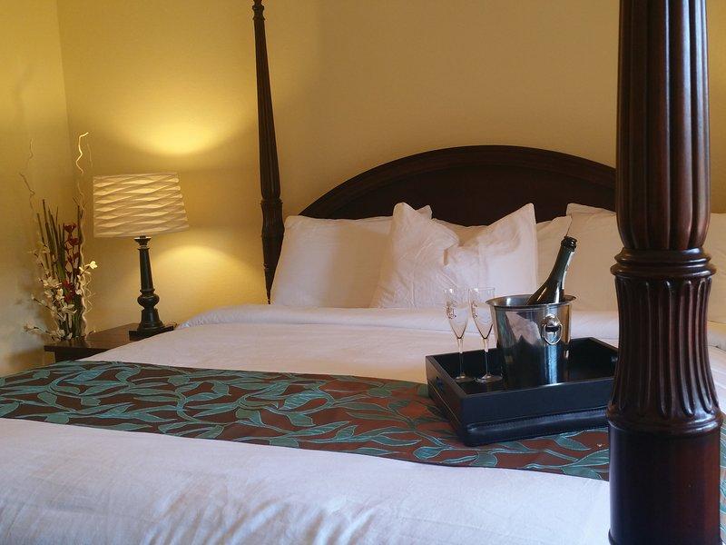 Brand New King met Sherwood luxe stevige matras