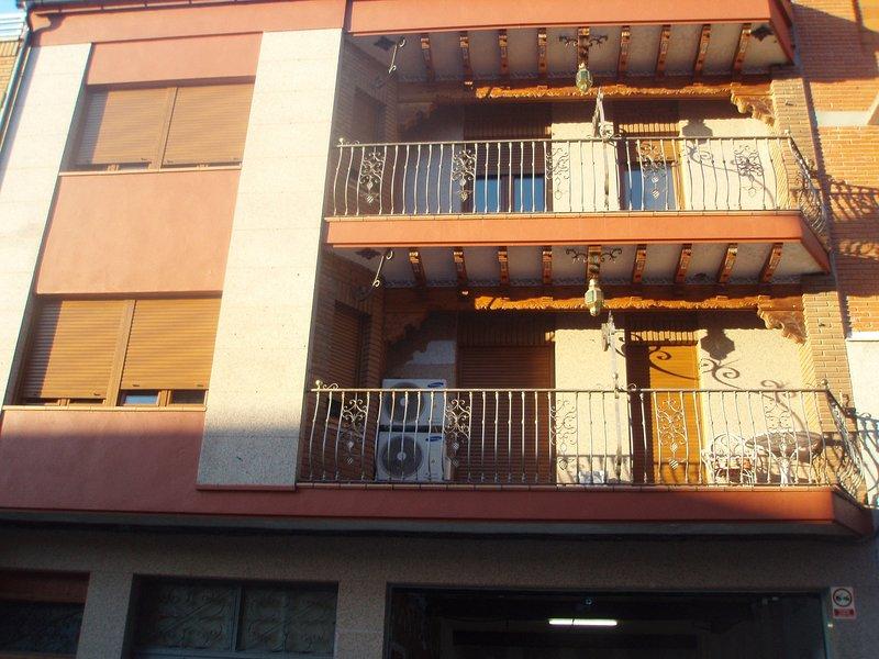 CASA VACACIONAL, location de vacances à Mombeltran