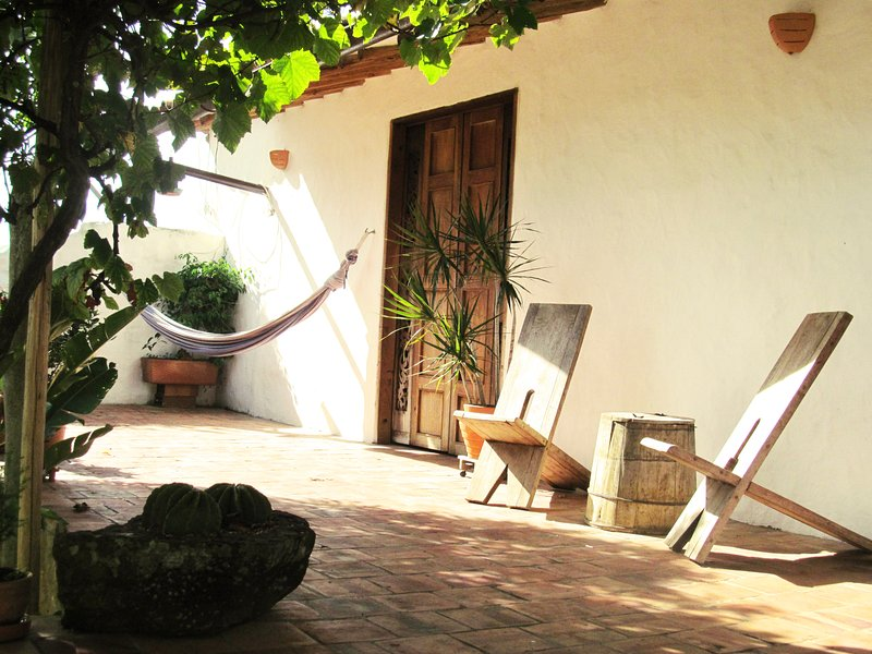 La Castiza Summer House, vacation rental in Socorro