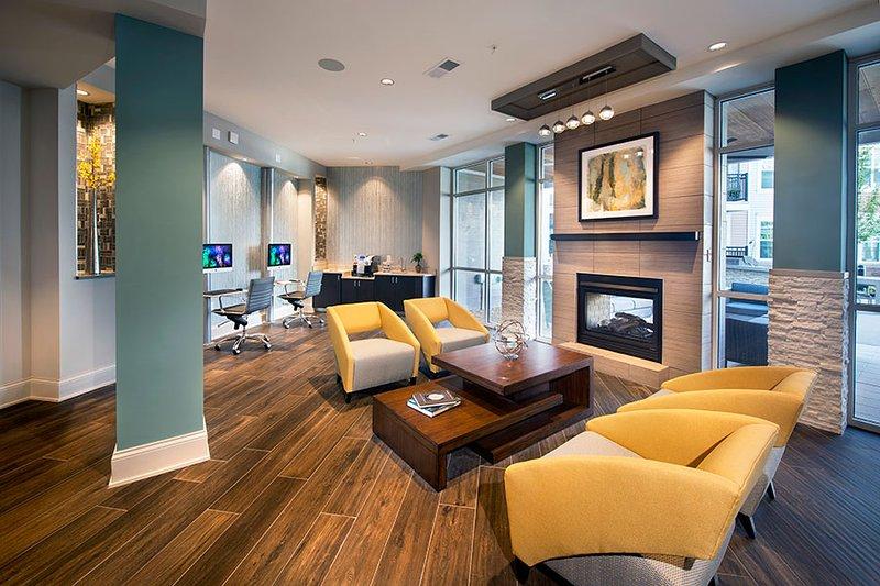 The Depot Luxury Apartment Living, location de vacances à Fortville