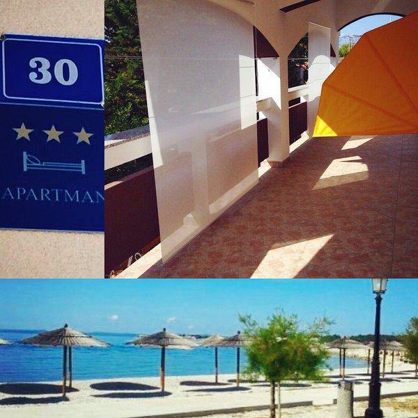 Apartments Ivan, vacation rental in Vir