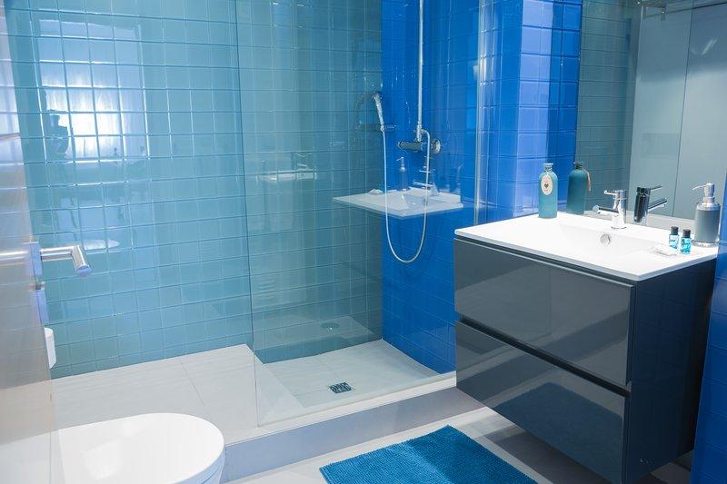 cuarto de baño privado