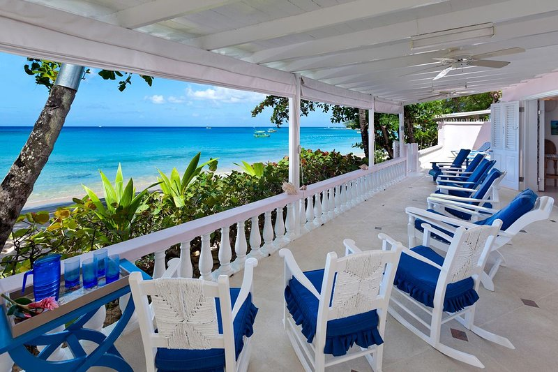 Belair - Beachside Patio with Unbeatable Views