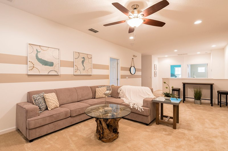 vacation rentals orlando florida area night view of the rental home