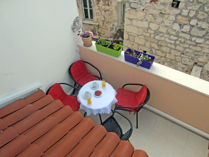 Appartement Trifora Trogir centrum