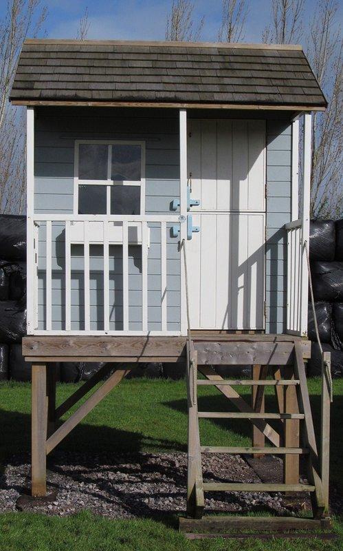 April Cottage - área infantil