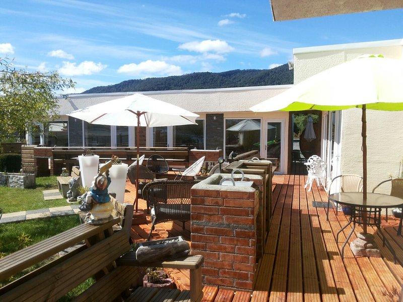 CABAÑAS RINCON AUSTRAL - QUILLAIPE - CARRETERA AUSTRAL, location de vacances à Puerto Montt