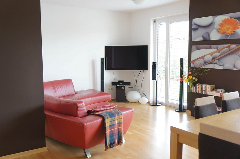 Luxury apartment, aluguéis de temporada em Nova Vas