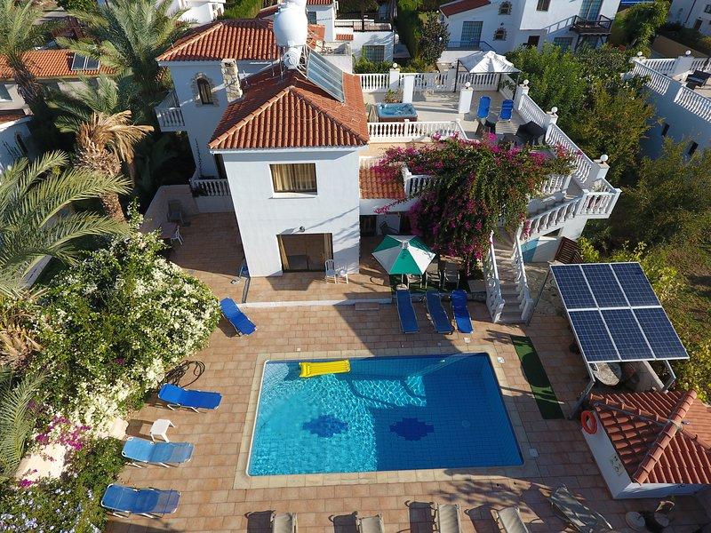 CORAL CYPRIA   CORAL BAY VILLAS, vacation rental in Paphos District