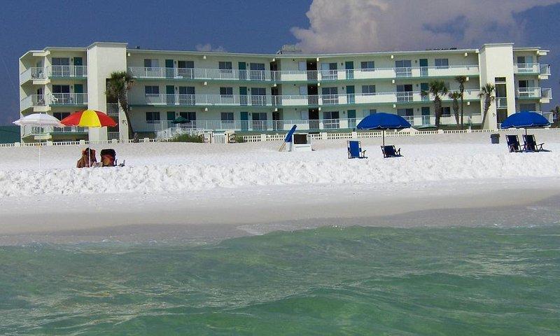 Aqua Villa from the Gulf