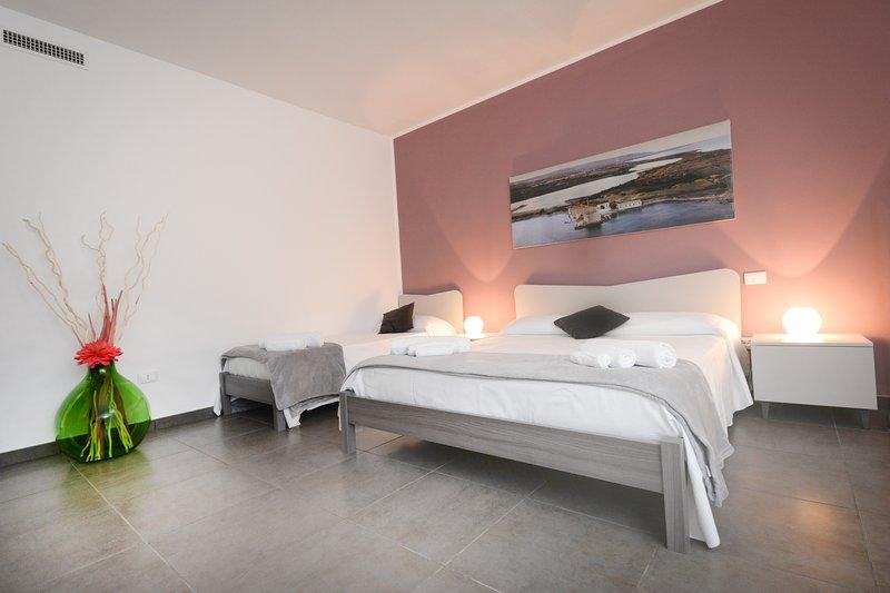 L'appartamento di Casa vacanze Malaclà (B&B), location de vacances à Noto
