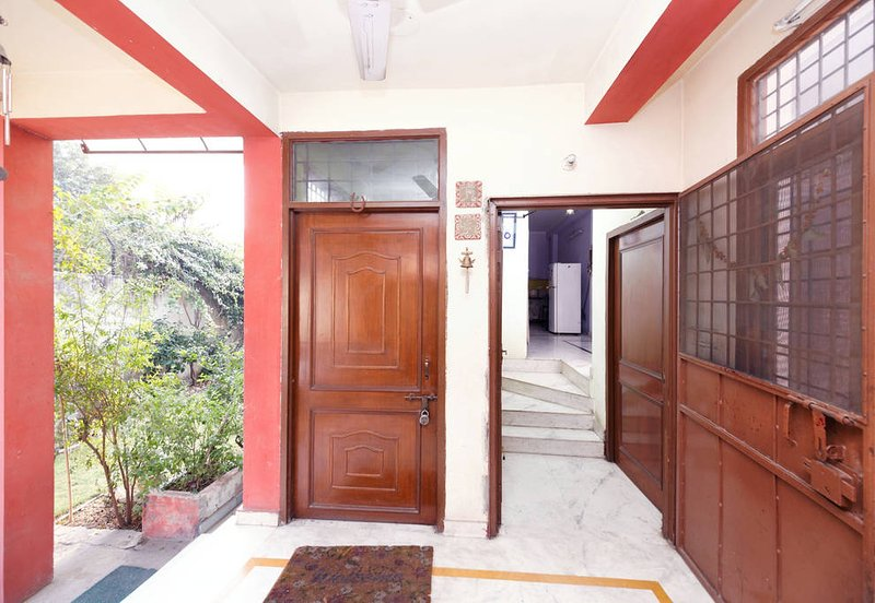 Entrance of House