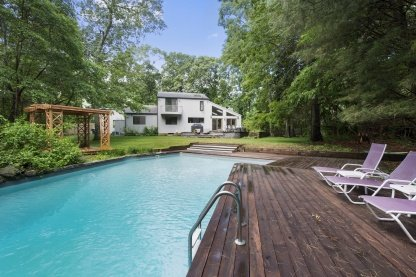 Perfect Hamptons Rental with Pool and Tennis, alquiler de vacaciones en Bridgehampton