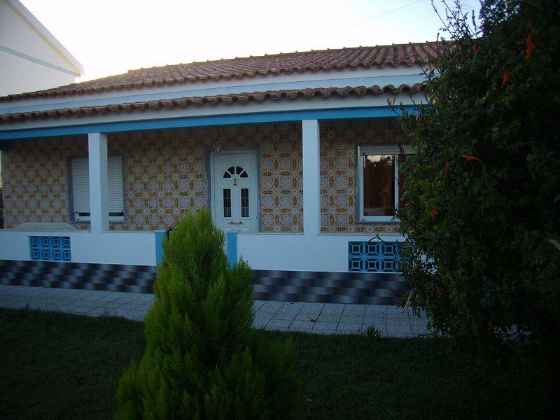 Casa da Amoreira, location de vacances à Santo Estevao