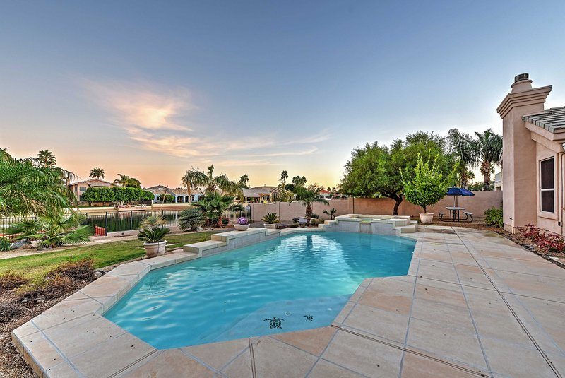 Experience a one-of-a-kind Arizona getaway when you stay at this mesmerizing Glendale vacation rental house!