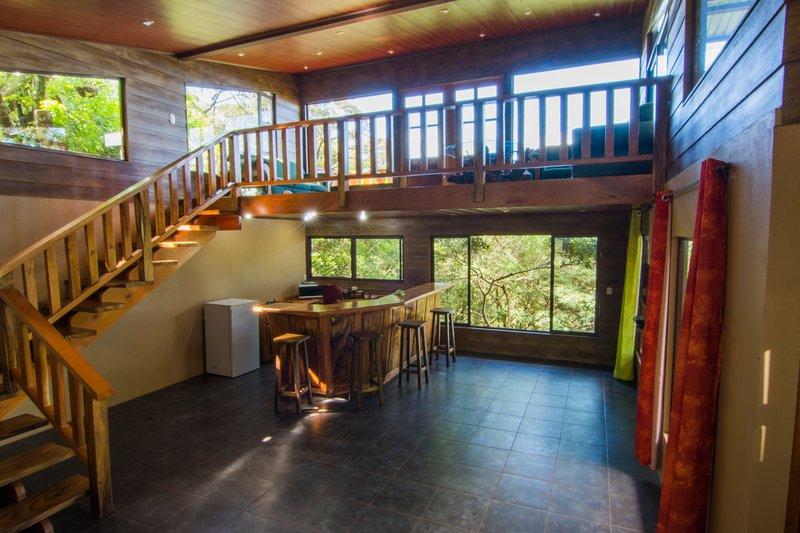 Casa Sunset Hill Monteverde., holiday rental in Santa Elena
