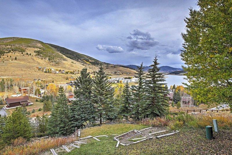 localização desejável o estabelecimento em Summit County lhe concede acesso a todas as melhores atividades ao ar livre.