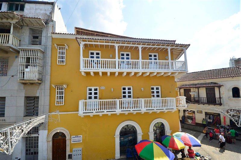 Extérieur Los Balcones