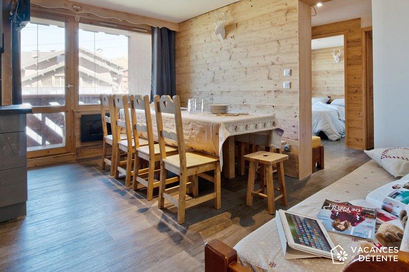 Vacation rental Val Thorens