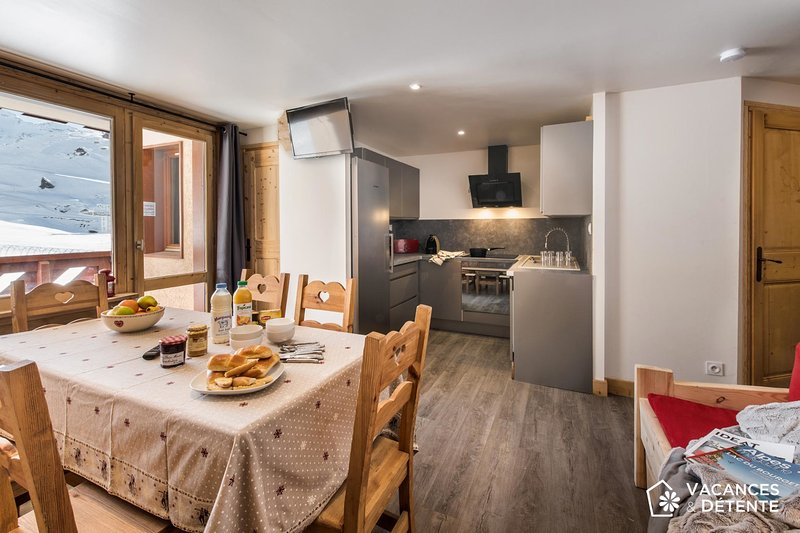 Vacation rental Val Thorens
