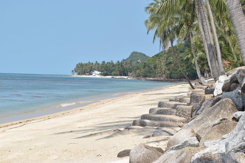 Banyan Villa 1 Bang Por Beach - 30 seconds from the villa