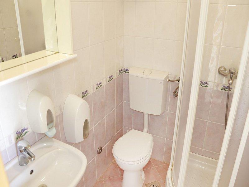 SA1 (2 + 2) južni: banheiro com vaso sanitário
