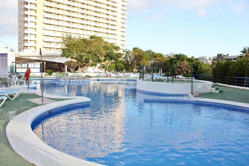APARTAMENTO PARAISO DEL SUR, vacation rental in Playa Paraiso