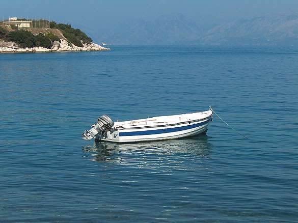 Vista marítima
