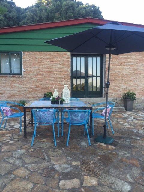 LA CASONA DEL GUARDAPreciosa Casa Rural de 4 estrellas en finca de 90.000 metros, holiday rental in La Adrada