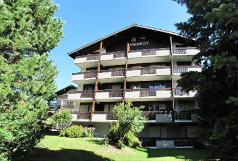 3.5 rooms apartment 4 beds  with wonderful view, location de vacances à Saas-Fee