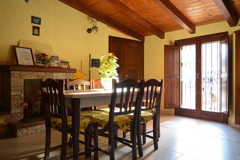 La Stella del Pollino, vacation rental in Chiaromonte