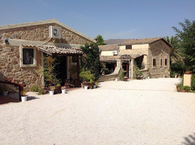Agriturismo Casalicchio, vacation rental in Cammarata