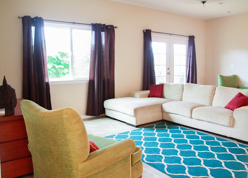 Relax in this spacious living space