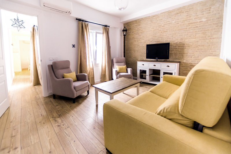Apartment in the city centre (Judería) VFT/SE/02264, vacation rental in Seville