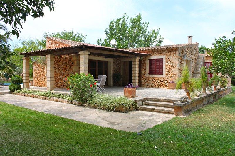 SES TENDES.confort 2-4 pax, vacation rental in Algaida