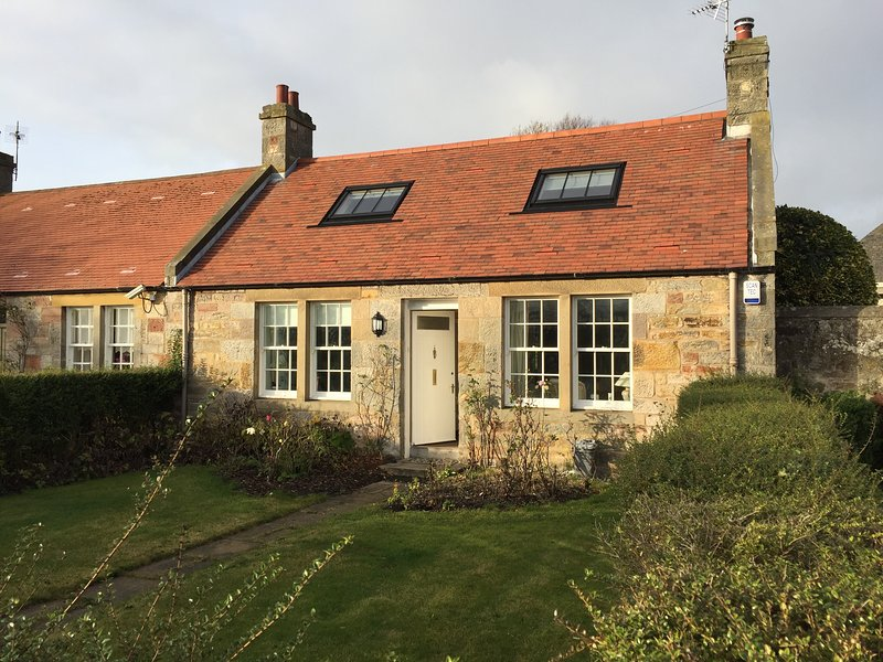 Lanercost Cottage, Gullane, East Lothian, Scotland, Ferienwohnung in Gullane