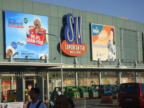 SM Mall 5-10mins away