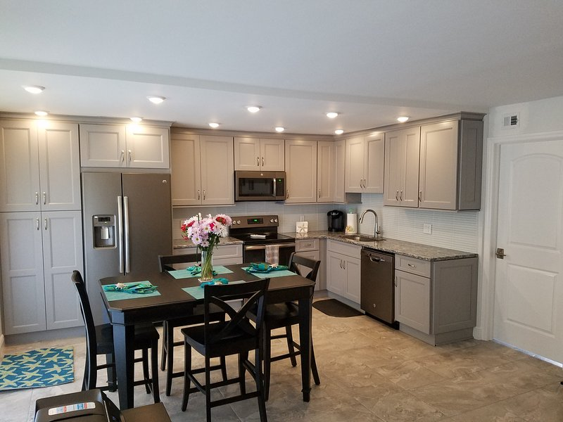 Fully renovated kitchen New appliances, cabinets and countertops