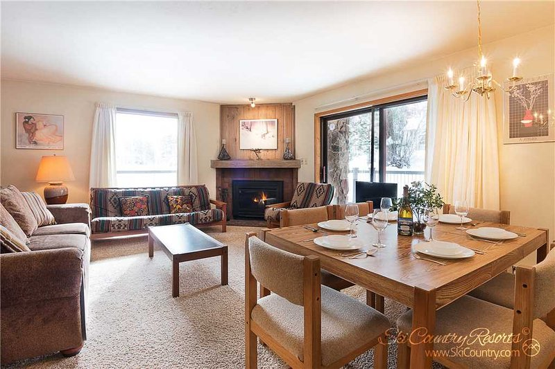 Double Eagle A12 by Ski Country Resorts, vacation rental in Breckenridge