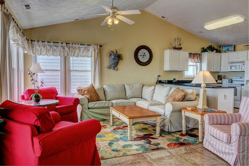 New furniture with comfy seating for the largest of families