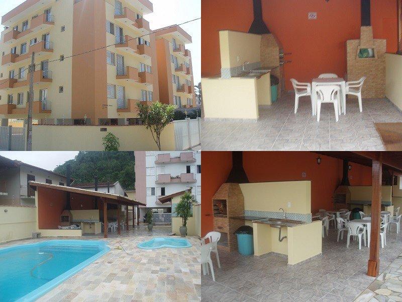Cobertura Duplex, 3 quartos (2 suítes), 3 banheiros, churrasqueira, ..., vacation rental in Ubatuba