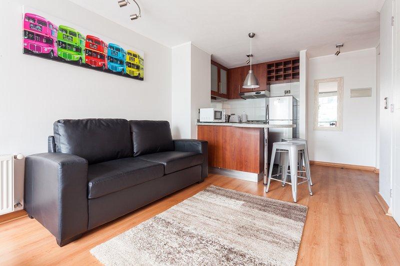Livinnest Apartments en Manquehue, alquiler vacacional en Farellones