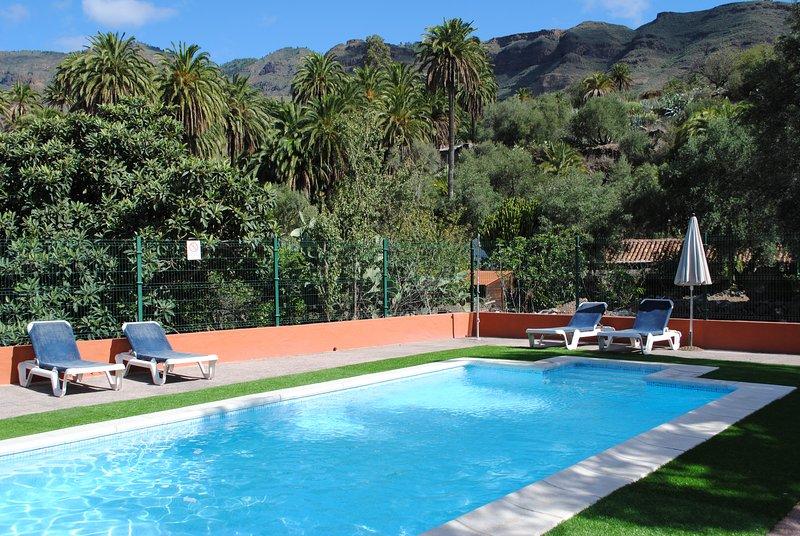 La Fuente de la Flora, vacation rental in Santa Lucía de Tirajana