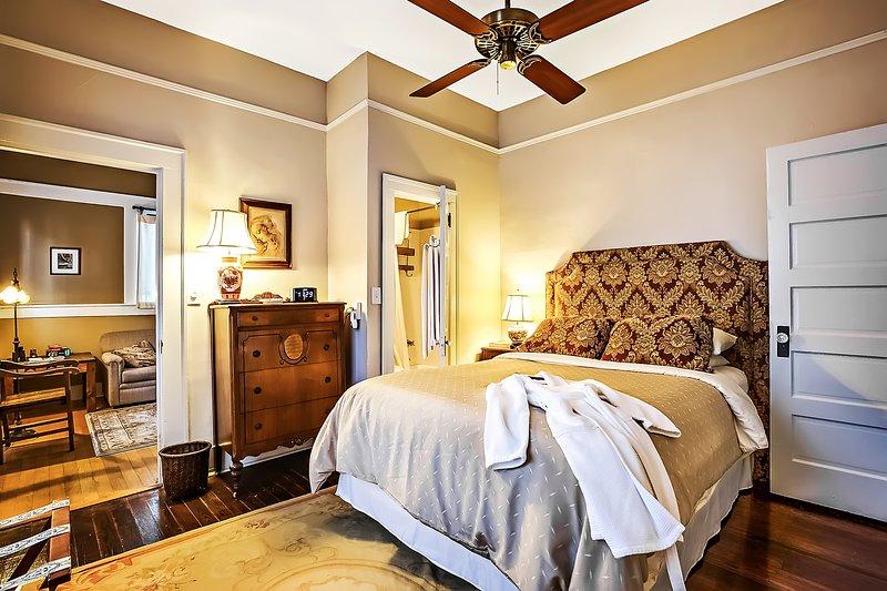 Dormitorio principal con baño en suite. Ver plano de esta propiedad foto tomada 12/12/16