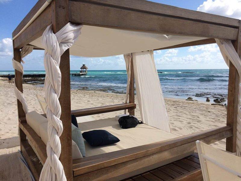 The Grand Mayan Luxury Resort, Riviera Maya, holiday rental in Playa Maroma