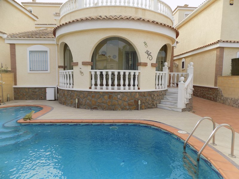 Casa Breezes, vacation rental in Agost