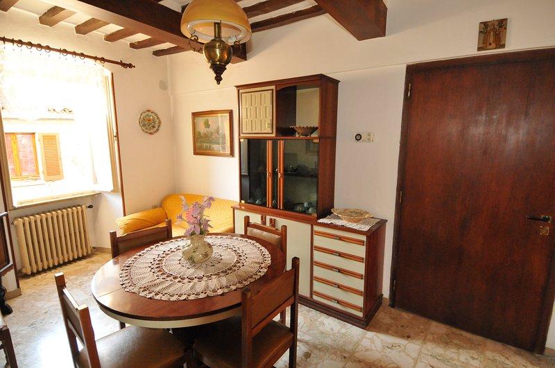 Casa Esposito Centralissimo Gubbio centro storico vacanze holiday trip, vacation rental in Ponte d'Assi