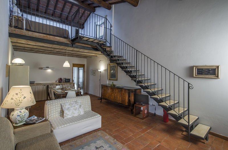 Casa Vacanze Le Fornaci - Appartamento Nanni, vacation rental in Pieve A Maiano